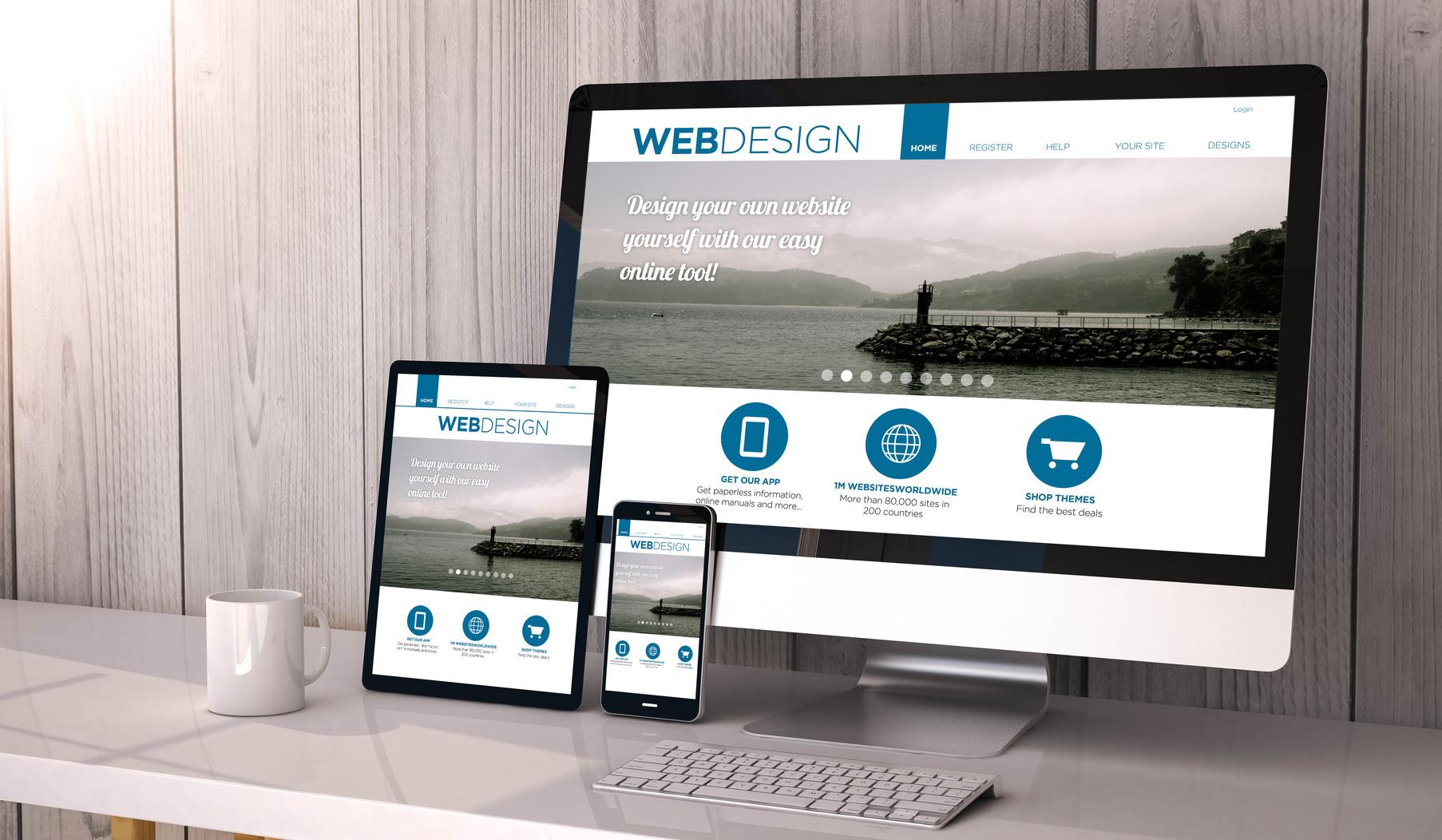 Resultado de imagen para diseño web